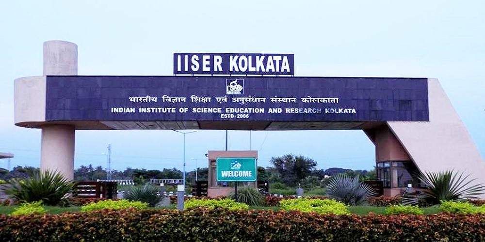 IISER Kolkata Junior Research Fellow JRF Online Application Form 2020
