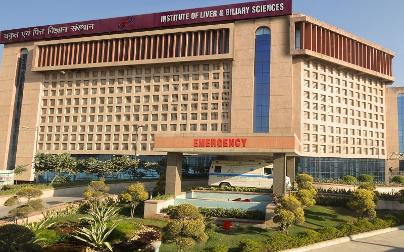 Institute of Liver and Biliary Sciences ILBS Delhi Various Post Online Form 2020
