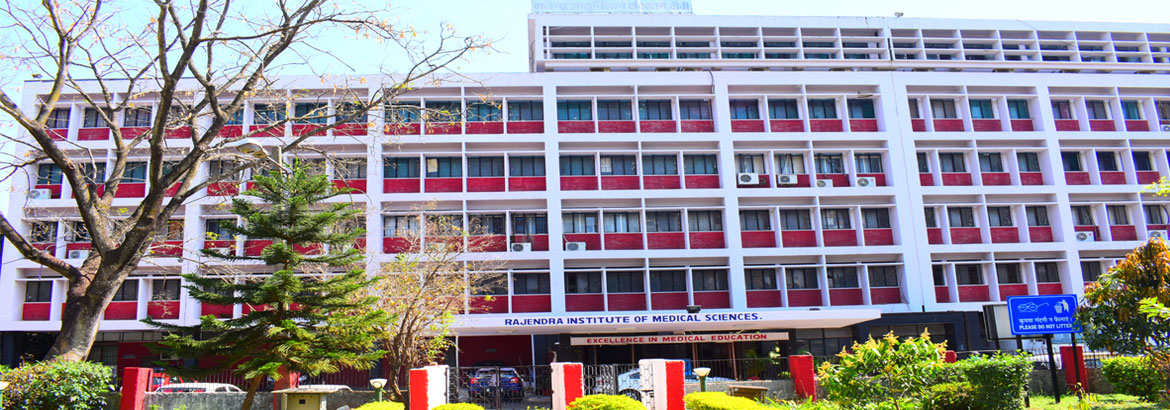 Rajendra Institute of Medical Sciences RIMS Tutor Online Form 2020